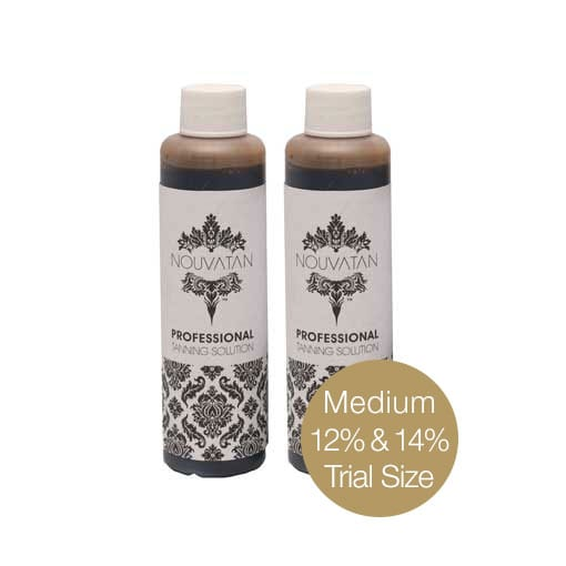 Trial Size Tanning Solutions Medium